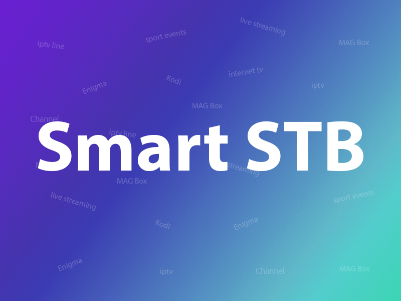 How to install Smart STB app on Smart TV?
