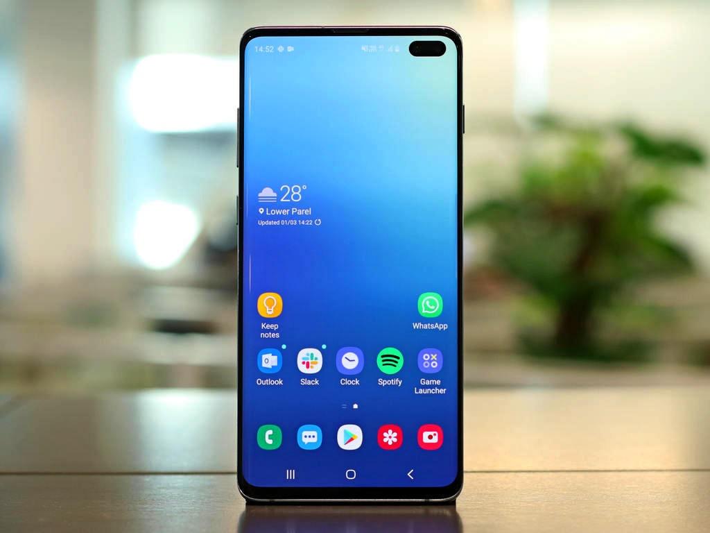 Samsung releases data between keyboards