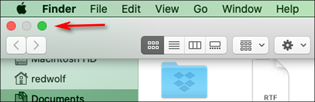 How to exit Split View mode in macOS