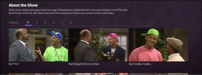 HBO Max Fresh Prince of Bel-Air