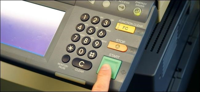 fax-and-copier-machine