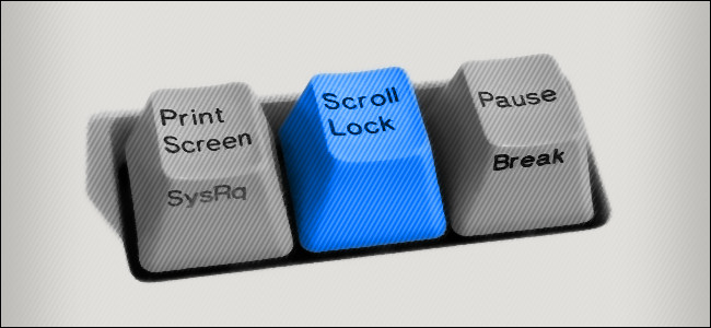 How to Make Your Scroll Lock Key Useful on a Windows 10 PC