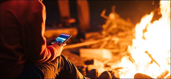 How to Charge Your Smartphone While Camping