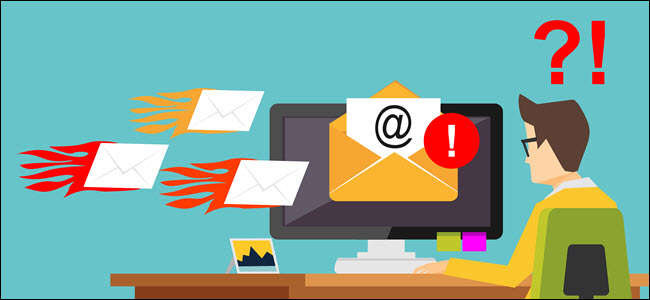 How Email Bombing Uses Spam to Hide an Attack