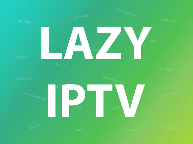 How to setup IPTV using Lazy IPTV player?