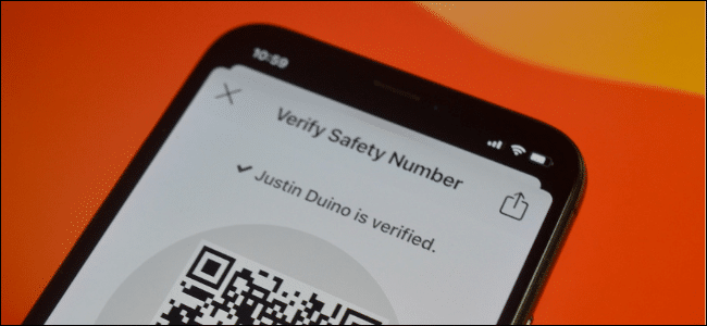 How to Verify a Signal Contact's Identity (Using the Safety Number)